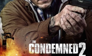 "Poster for the movie ""The Condemned 2"""