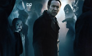 "Poster for the movie ""Pay the Ghost"""