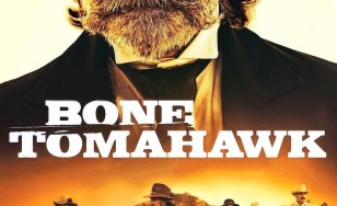 "Poster for the movie ""Bone Tomahawk"""