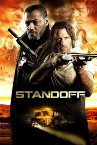 """Poster for the movie """"Standoff"""""""