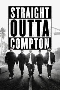 "Poster for the movie ""Straight Outta Compton"""