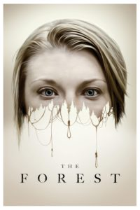 "Poster for the movie ""The Forest"""