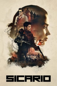 "Poster for the movie ""Sicario"""