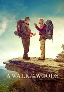 "Poster for the movie ""A Walk in the Woods"""