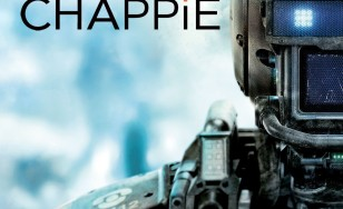 "Poster for the movie ""Chappie"""