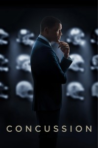 "Poster for the movie ""Concussion"""