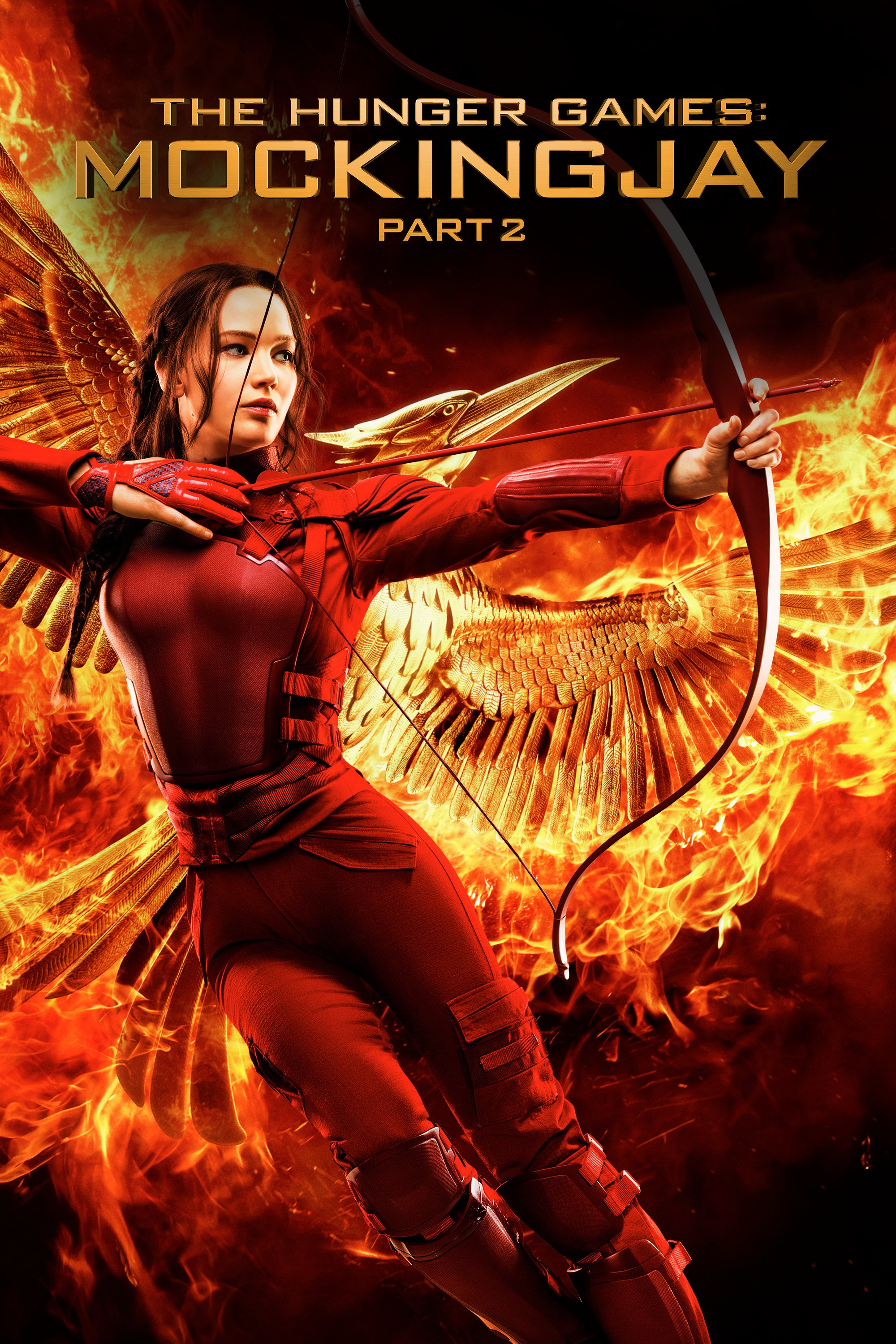 The Hunger Games: Mockingjay - Part 2 (2015) Poster #10