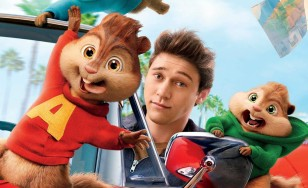 """Poster for the movie """"Alvin and the Chipmunks: The Road Chip"""""""