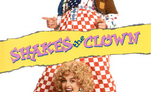 "Poster for the movie ""Shakes the Clown"""