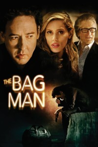 "Poster for the movie ""The Bag Man"""
