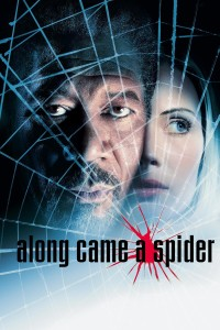 "Poster for the movie ""Along Came a Spider"""