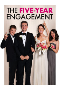 "Poster for the movie ""The Five-Year Engagement"""