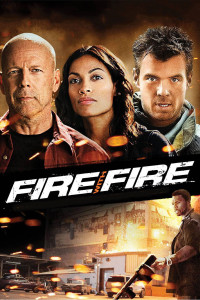 "Poster for the movie ""Fire with Fire"""