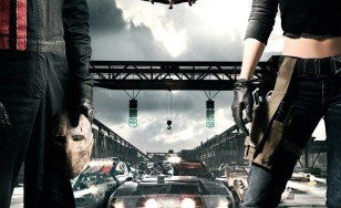 """Poster for the movie """"Death Race"""""""