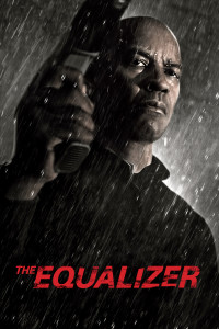 "Poster for the movie ""The Equalizer"""