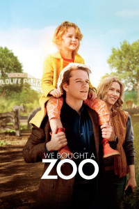 "Poster for the movie ""We Bought a Zoo"""