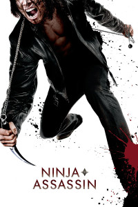 "Poster for the movie ""Ninja Assassin"""