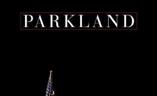 "Poster for the movie ""Parkland"""