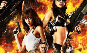 """Poster for the movie """"Machete"""""""