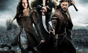 "Poster for the movie ""Snow White and the Huntsman"""