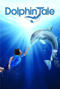 "Poster for the movie ""Dolphin Tale"""