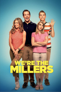 "Poster for the movie ""We're the Millers"""
