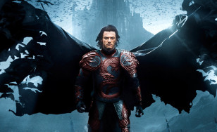 "Poster for the movie ""Dracula Untold"""