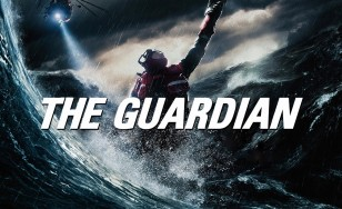"Poster for the movie ""The Guardian"""