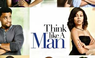 "Poster for the movie ""Think Like a Man"""