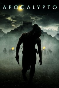 "Poster for the movie ""Apocalypto"""