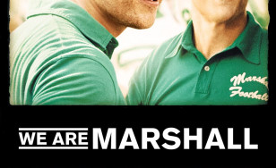 "Poster for the movie ""We Are Marshall"""