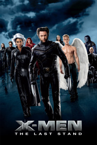 "Poster for the movie ""X-Men: The Last Stand"""