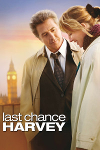 "Poster for the movie ""Last Chance Harvey"""