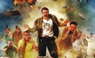 """Poster for the movie """"Jackass 3D"""""""