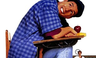 """Poster for the movie """"Billy Madison"""""""