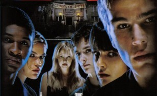 "Poster for the movie ""The Faculty"""