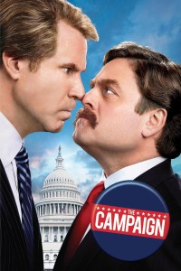 "Poster for the movie ""The Campaign"""
