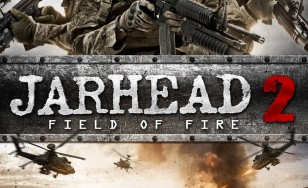 "Poster for the movie ""Jarhead 2: Field of Fire"""