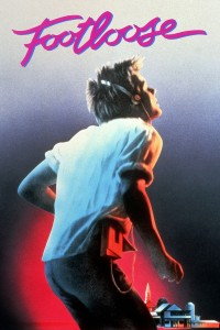 "Poster for the movie ""Footloose"""