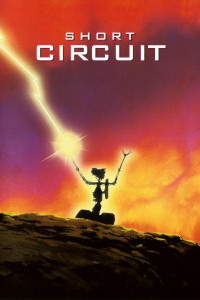 """Poster for the movie """"Short Circuit"""""""