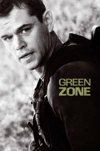 "Poster for the movie ""Green Zone"""