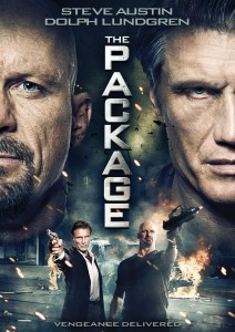 "Poster for the movie ""The Package"""