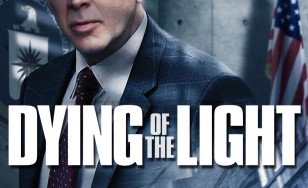 "Poster for the movie ""Dying of the Light"""