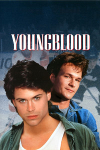 "Poster for the movie ""Youngblood"""