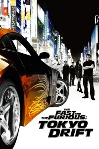 "Poster for the movie ""The Fast and the Furious: Tokyo Drift"""