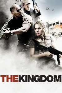 "Poster for the movie ""The Kingdom"""