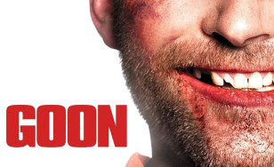 "Poster for the movie ""Goon"""