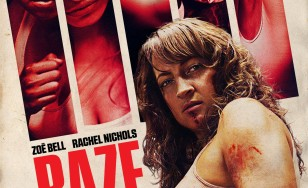 "Poster for the movie ""Raze"""