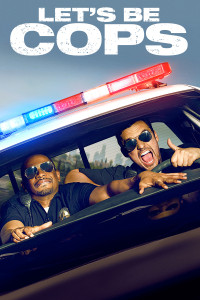 "Poster for the movie ""Let's Be Cops"""