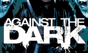 "Poster for the movie ""Against the Dark"""